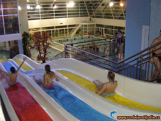 plavecký bazén kolín