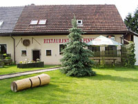 penzion Hamr - Trhanov (pension, restaurace)