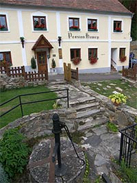 Penzion Hamry - Vranov nad Dyjí (pension)