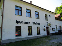 Hostinec Bobas - Albeř (pension, restaurace)