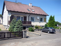 Penzion Kunc I a II - Láz (pension)