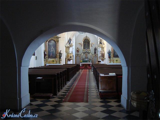 Výsledek obrázku pro kostel sv.prokopa loštice